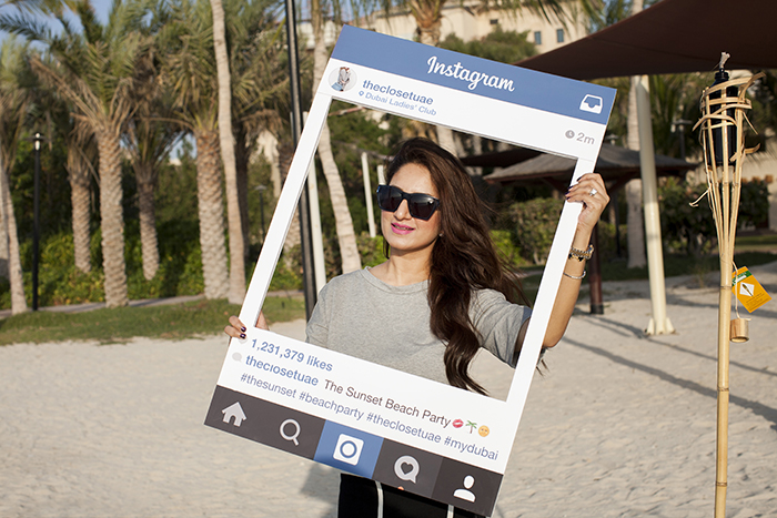 Instagram photo frame